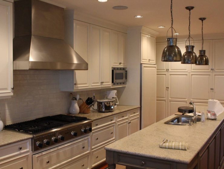 kitchen painting services