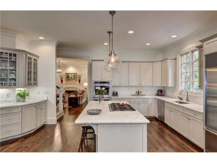 residential kitchen painting