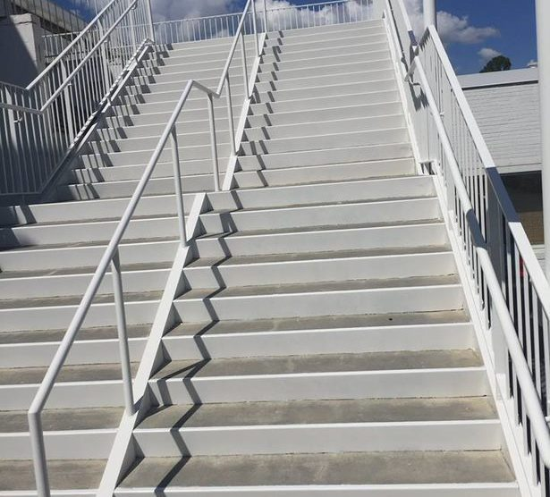 stair painting services