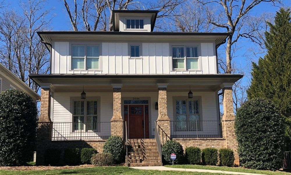 Exterior Paint Colors That Boost Curb Appeal