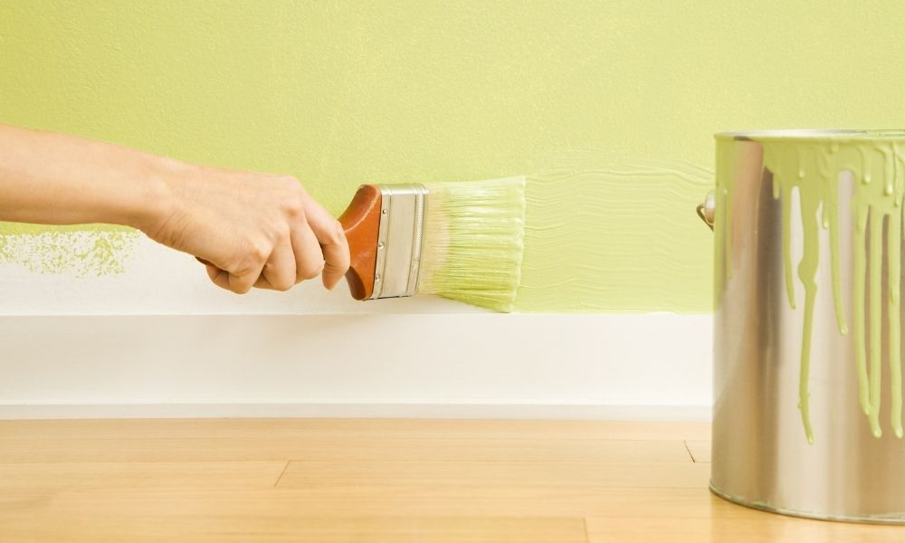 Why To Consider Painting Walls and Trim the Same Color